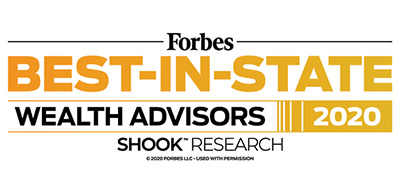 Forbes Best in State Wealth Advisors 2020
