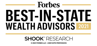 Forbes Best in State Wealth Advisors 2021