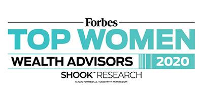Forbes Top Women Wealth Advisors 2020